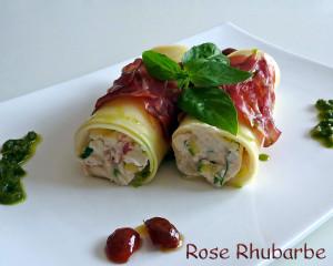 La recette du jour: Cannellonis ricotta légumes coppa et sauce pesto dans Entrées P1030427_modifi%C3%A9-1-copie-300x240