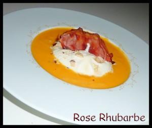 La recette du jour: Velouté de patates douces aux épices cajun, espuma de sirop d'érable dans Entrées p10502211_modifie-1-640x480-300x253
