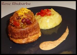 La recette du jour:Pudding à la mexicaine et son crémeux au mais dans Plats p10505398-copie-640x480-300x216